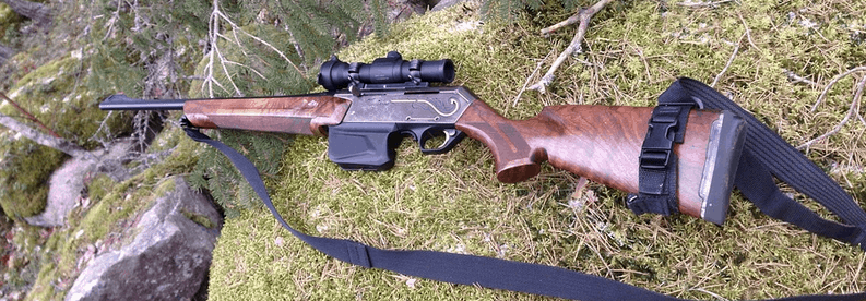 A gun from rifle financing